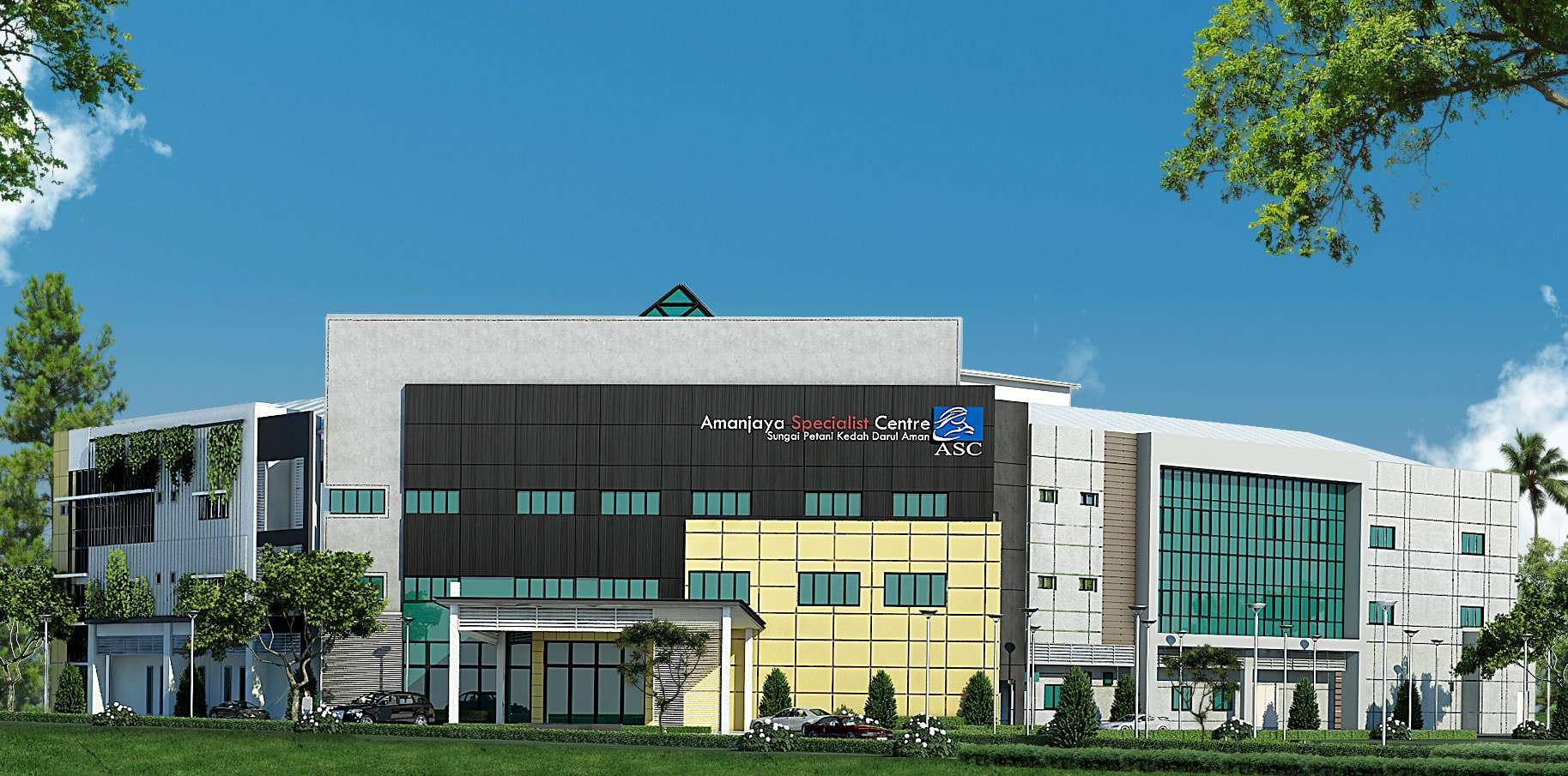 Amanjaya Specialist Centre